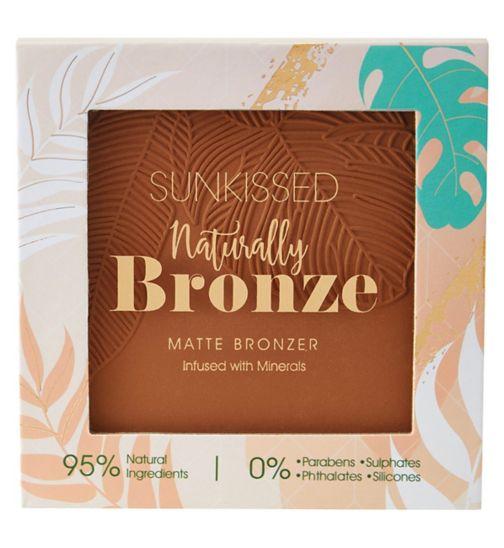 Sunkissed Cosmetics Naturally Bronze Bronzer- 95% Natural Ingredients