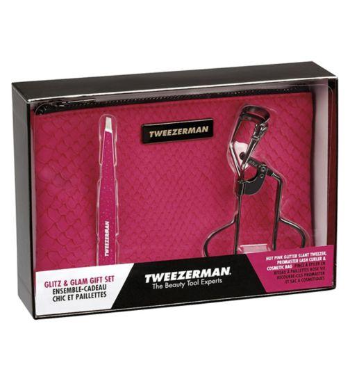 Tweezerman Glitz & Glam Gift Set