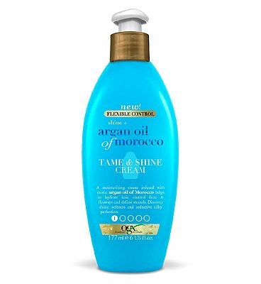 OGX Argan Oil tame and shine cream 177ml