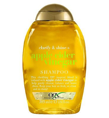 OGX Apple Cider Vinegar Shampoo 385ml