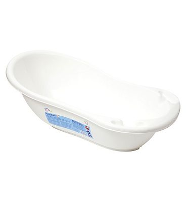 Boots Baby Bath - Pearl