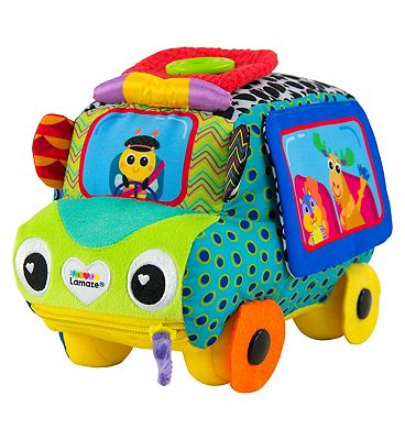 Lamaze Freddies Activity Bus Toy