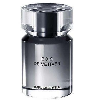Karl Lagerfeld Bois de Vetiver Eau de Toilette 50ml