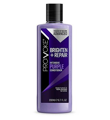 PRO:VOKE TOUCH OF SILVER Strengthening Purple Conditioner 200ml