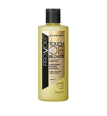 PRO:VOKE TOUCH OF BLONDE Lightening Blonde Shampoo 200ml