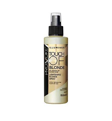 PRO:VOKE TOUCH OF BLONDE Lightening Blonde Spray 150ml