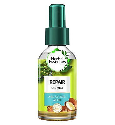Herbal Essences Bio:Renew Hair Oil Blend With Argan Oil & Aloe