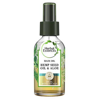Herbal Essences Bio:Renew Hair Oil Blend With Hemp Seed Oil & Aloe