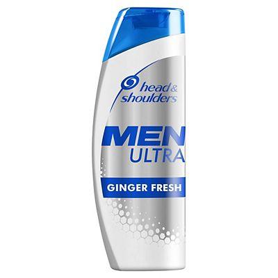 Head & Shoulders Anti Dandruff Shampoo Men Ultra, 400ml