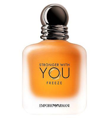 Emporio Armani Stronger With You Freeze Eau de Toilette 50ml