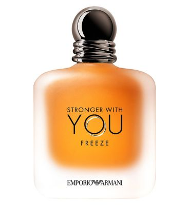 armani perfume stronger with you