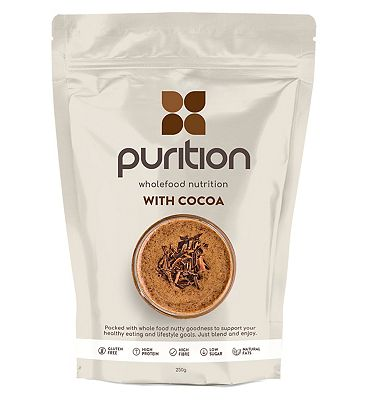 Purition Original Wholefood Nutrition with Cocoa - 250g
