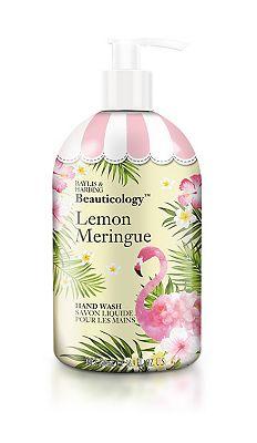 Baylis & Harding Beauticology Lemon Meringue 500ml Hand Wash