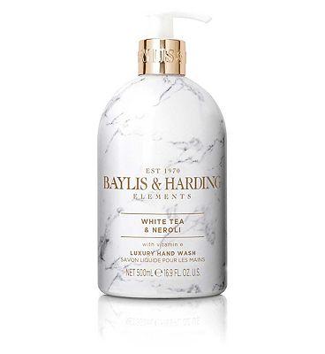 Baylis & Harding Elements White Tea & Neroli 500ml Hand Wash