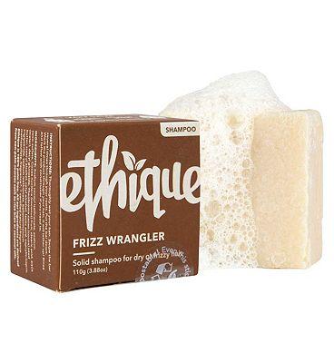 Ethique Frizz Wrangler Solid Shampoo 110g