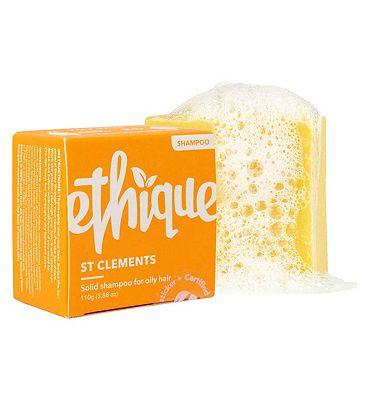 Ethique St Clements Solid Shampoo 110g