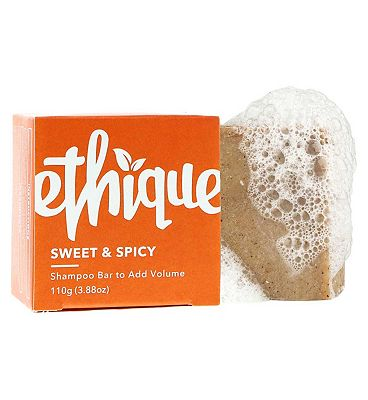 Ethique Sweet & Spicy Solid Shampoo 110g