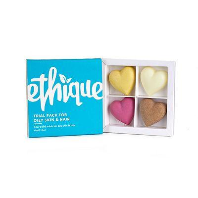 Ethique Trial Pack Oily Skin & Hair 60g
