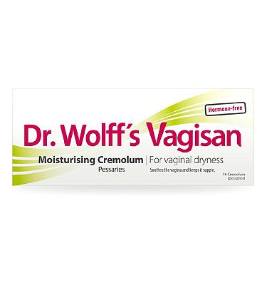 Vagisan MoistCream Cremolum - 16 Pessaries
