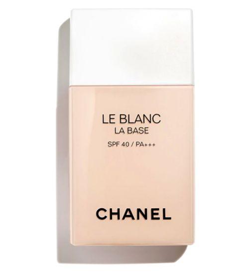 Chanel Le Blanc Makeup Base