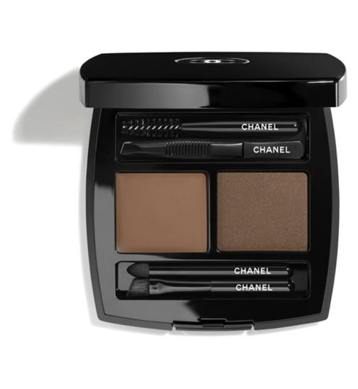Chanel La Palette Sourcils Brow Wax and Brow Powder