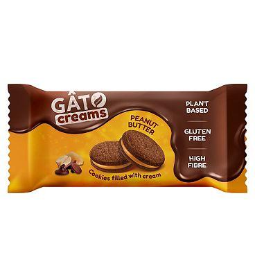 GATO Cookie 'n' Cream Choc Peanut Butter - 42g