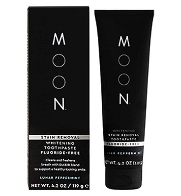 Moon Oral Care Fluoride-free Stain Removal Toothpaste