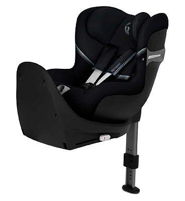 Cybex Sirona S i-Size 0+/1 Car Seat - Deep Black