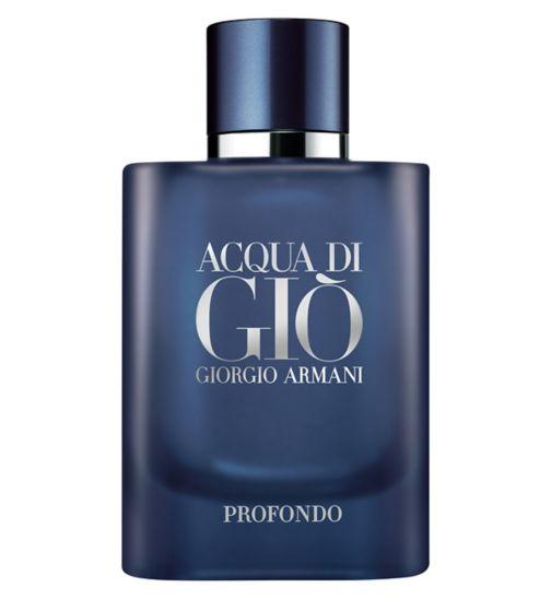 Giorgio Armani Acqua Di Gio Homme Profondo Eau de Parfum 75ml