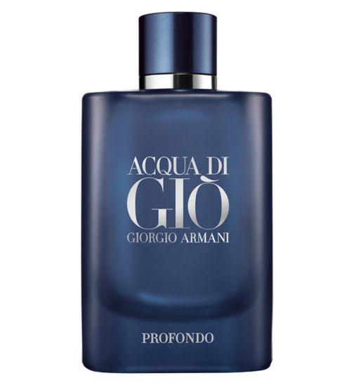 Giorgio Armani Acqua Di Gio Homme Profondo Eau de Parfum 125ml