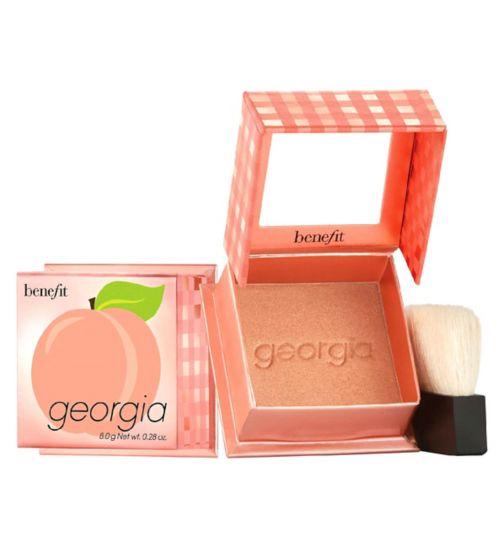 Benefit Georgia Golden Peach Blusher