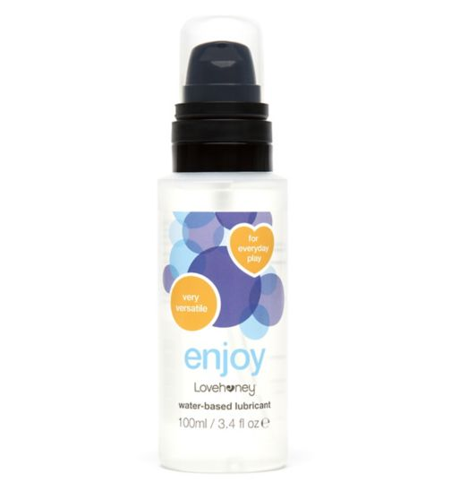 Lovehoney Enjoy Water-Based Lubricant - 100ml