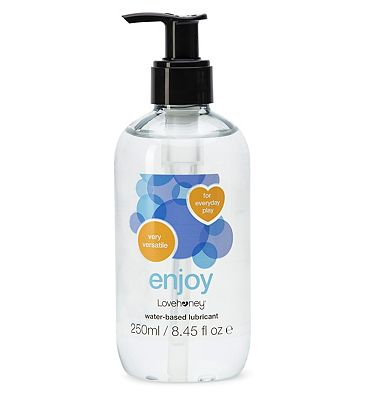 Lovehoney Enjoy Water-Based Lubricant - 250ml