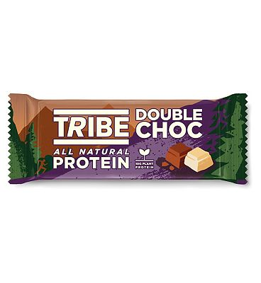 Tribe Protein Bar Double Chocolate - 50g