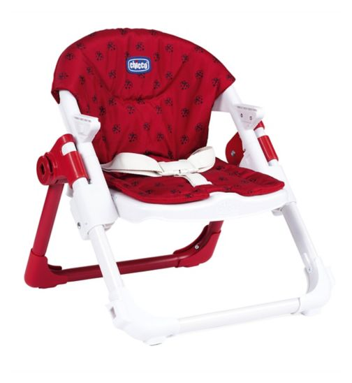 Chicco Chairy Booster Seat - Ladybug