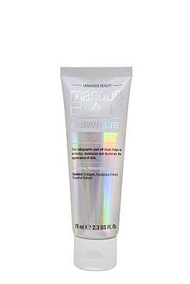 Masque Bar Holographic Peel Off Mask - Tube 70ml
