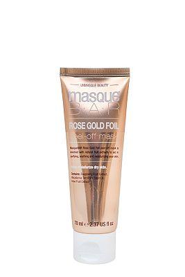 Masque Bar Rose Gold Peel Off Mask - Tube 70ml