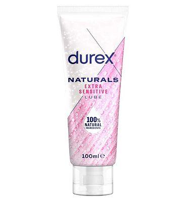 Durex Naturals Extra Sensitive Intimate Gel - 100ml