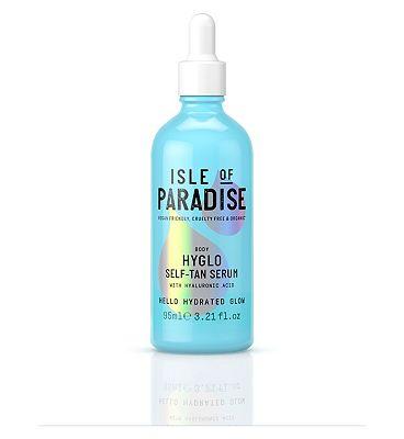Isle of Paradise Hyglo Hyaluronic Self-Tan Body Serum 95ml