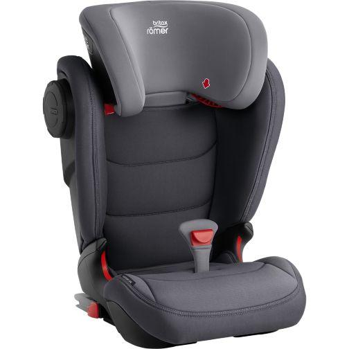 Britax Romer Kidfix III M Car Seat - Storm Grey