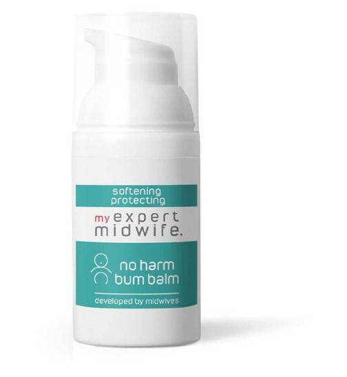My Expert Midwife No Harm Bum Balm 30ml for Nappy Rash