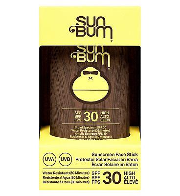 Sun Bum SPF 30 Sunscreen Face Stick 13G