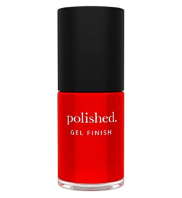 Boots Polished Gel Finish Nail Colour 033 8ml