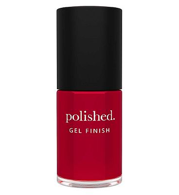Boots Polished Gel Finish Nail Colour 034 8ml