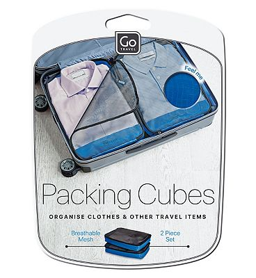 Twin Packing Cubes