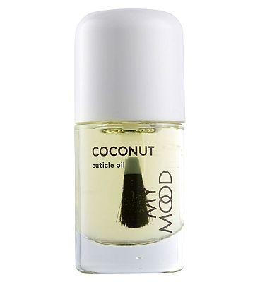 My Mood Nail Polish Coconut Cuticle Oil 10ml