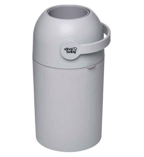 Vital Baby hygiene odour trap nappy disposal