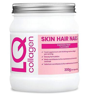 LQ Collagen Skin Hair & Nails Powder 300g
