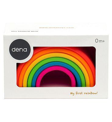 Dena My First Rainbow Toy - Neon