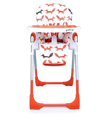 Cosatto Noodle Supa Highchair 0+ Foxes